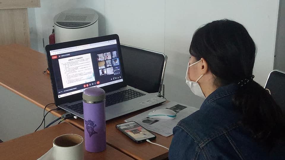 台灣空品第11028期「空氣污染防制專責人員在職訓練班」線上課程圓滿結訓-空氣清淨機認證