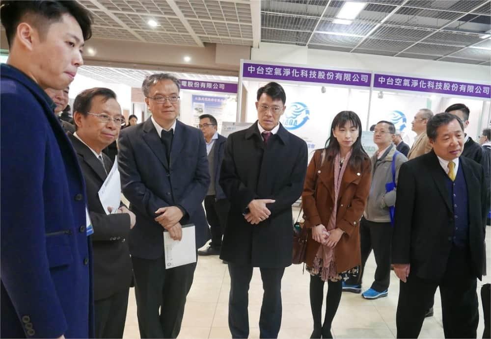 【中時電子報】2020台灣淨博會 南港展覽館登場-空氣清淨機認證