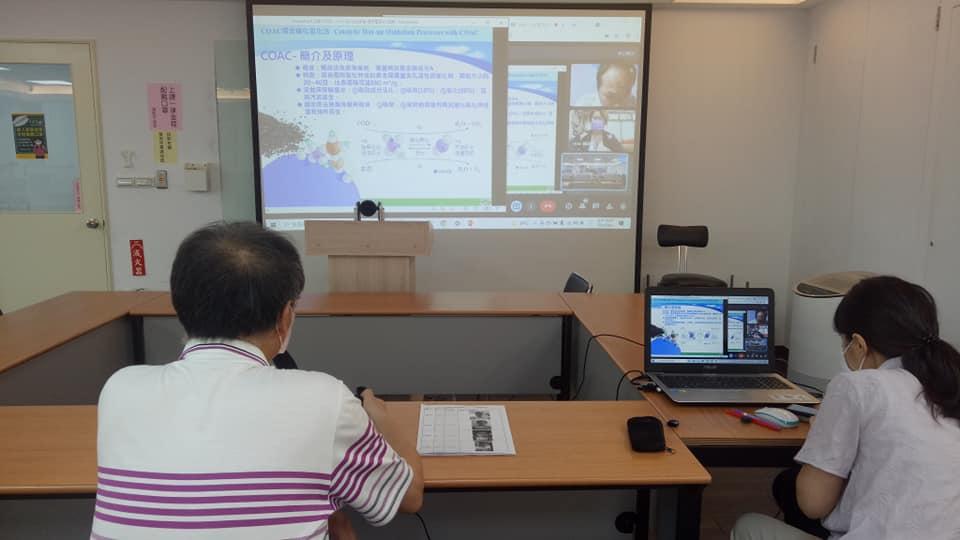 台灣空品第11039期「廢(污)水處理專責人員在職訓練班」線上課程-空氣清淨機認證