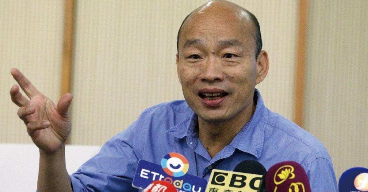 【聯合報】韓國瑜承諾全市國中小裝冷氣清淨機 需35億元5年完成