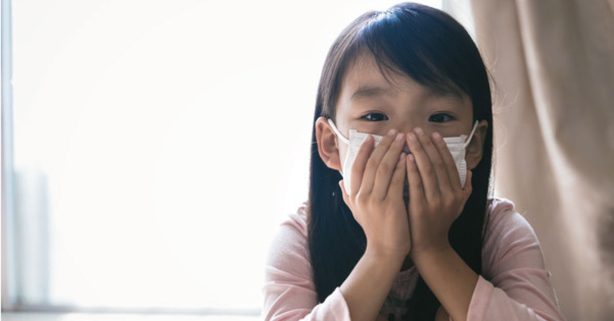 【Ettoday新聞】幼兒園一人感冒、半數中標 濾網捕捉「真相」揭空氣隱憂