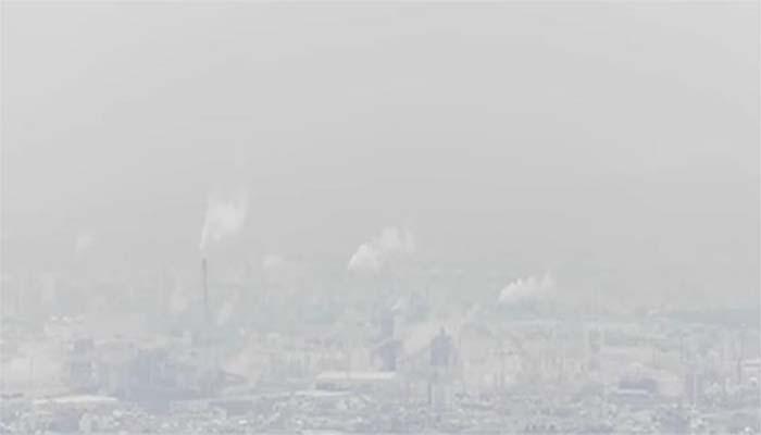 從紫爆、紅害的天空看我國的空氣治理與建築法令的關連性
